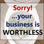 Convincing A Seller Their Business Is Worthless