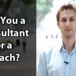 Am I A Consultant or a Coach?